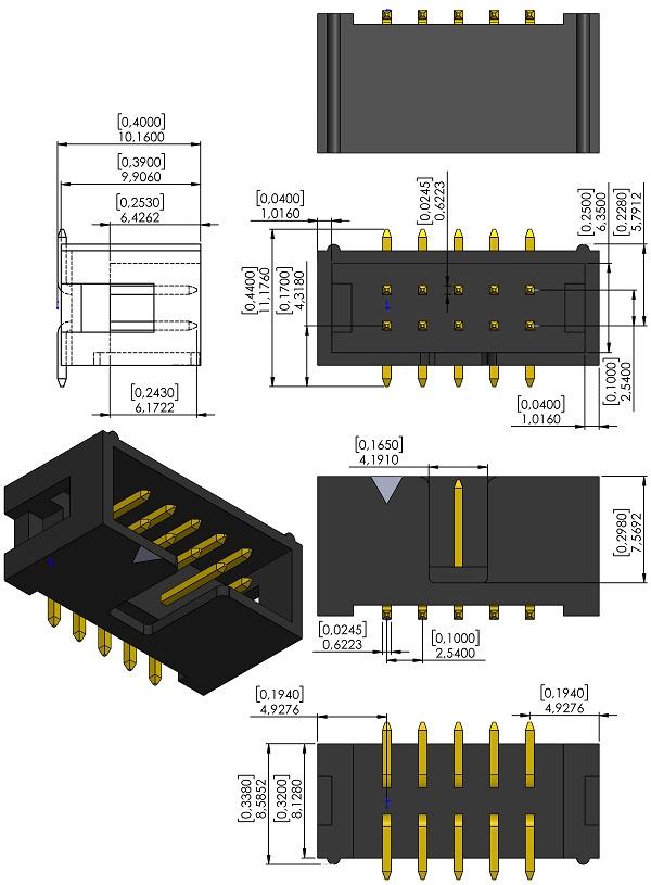 3M-D2510-6V0C-AR
