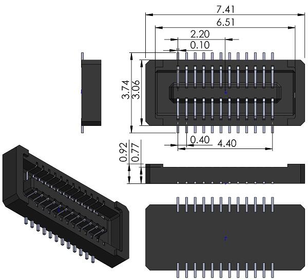 ACON-BBR43-24KB533-revB-dwg-no-C-BBR43-04-01