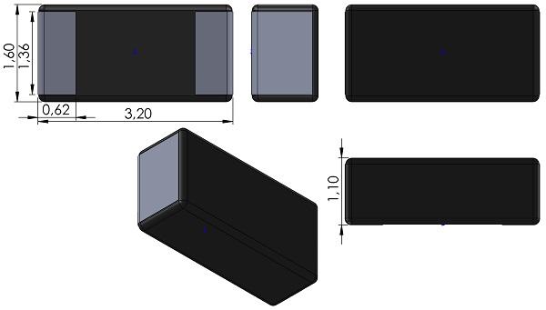 Antenna-Pulse-W3008-Bluetooth-WLAN-Wi-Fi-Ceramic