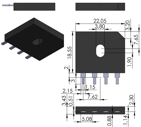 Bridge-Rectifier-Micro-Commercial-Co-GBU-Series