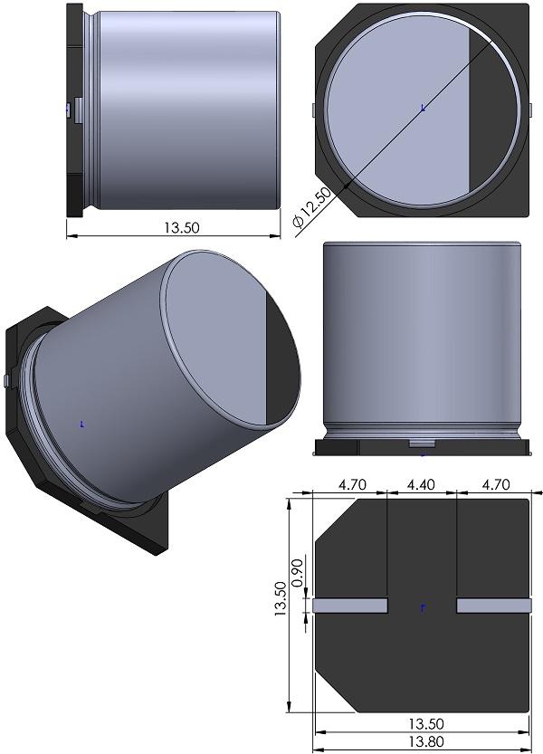 CAPAE1350X1250-EIA-CASE-H13-Panasonic-FK-Series-Type-V-EEV-FK2A680Q