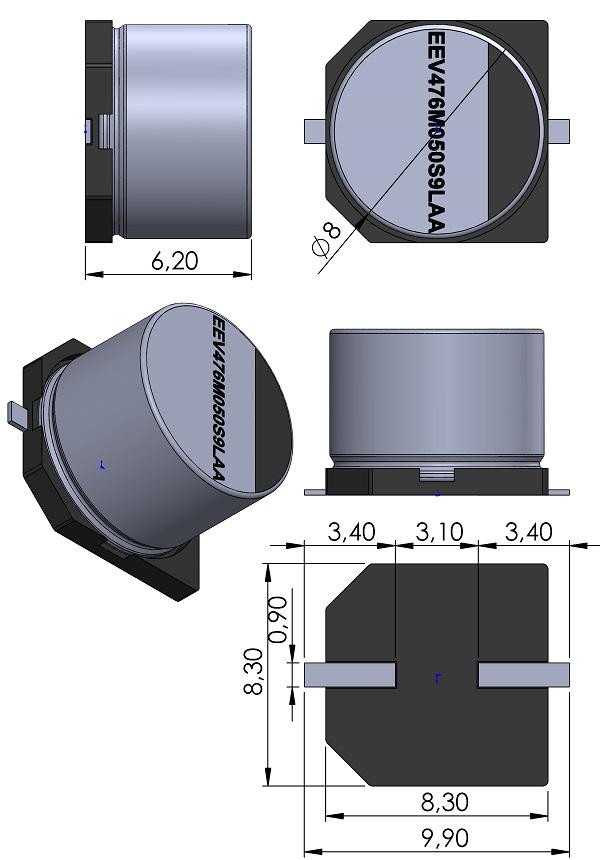 CAPAE830X620-EIA-CASE-E-Kemet-EEV-Series-Case-9L-wm