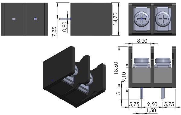 DECA-SwitchLab-T14-BM11-02-Barrier-Block-Screws-9-5mmP