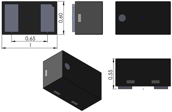 DFN100X60X55-2-Semtech-SLP1006P2