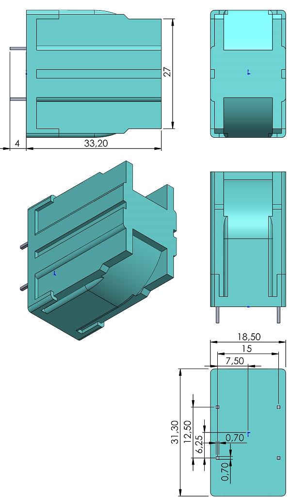 Filters-EPCOS-TDK-B82724J-Series-Power-Line-Choke