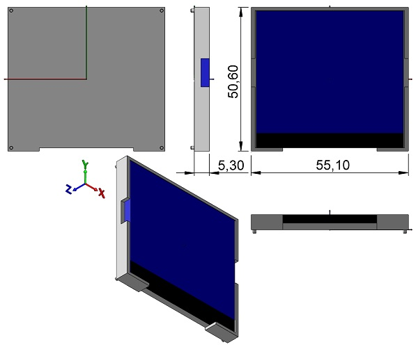 LCD-Shenzhen-JHDLCM-Electronic-JHD12864-G66BSW-GBY