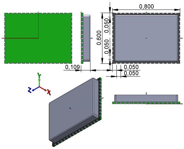 Modules-ACKme-Networks-AMW006-AMW106-Wi-Fi