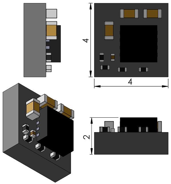 Modules-muRata-LXDC44A-Series-Micro-DC-DC-Converter