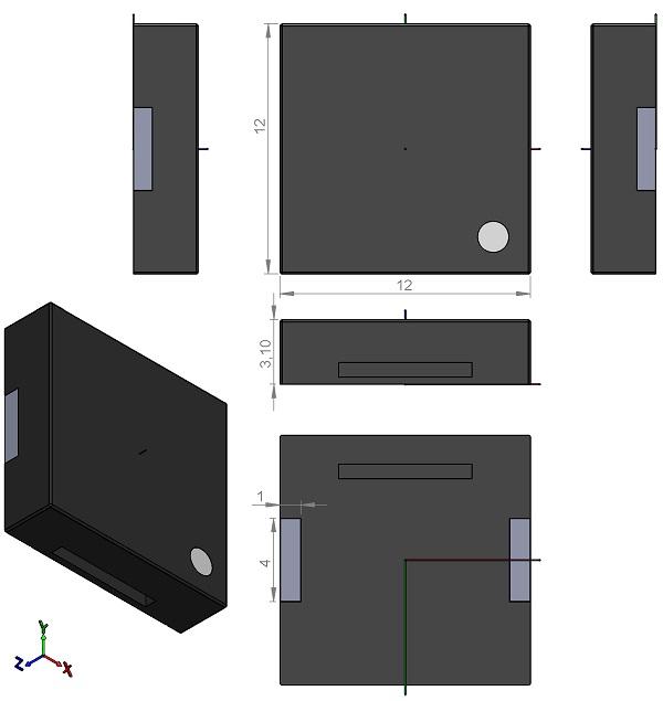 Transducer-DB-Unlimited-TP124003-2-Piezo-12X12X3mm-SM